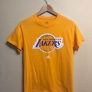 Adidas LA Lakers Tee Sz S